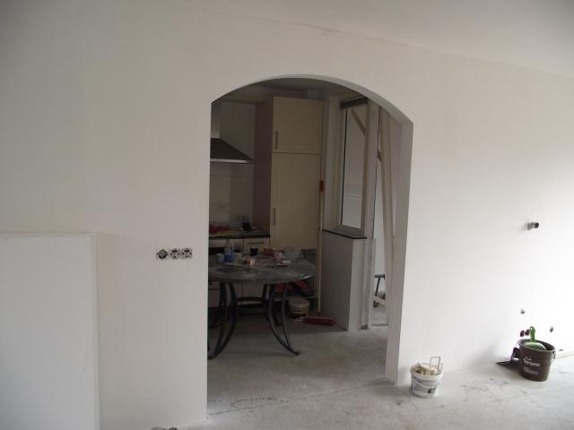 Stucwerk Badkamer Knauf : Binnen stucwerk sks stucadoors arnhem
